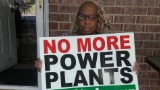 Cluster of power plants divides a community