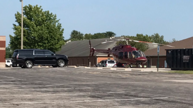 Former Anheuser-Busch CEO arrested for allegedly trying to fly a helicopter while intoxicated
