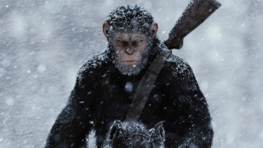 'Planet of the Apes' wins box office war with 'Spider-Man: Homecoming'