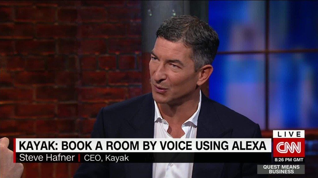Kayak CEO: I didn't think people would buy flights on smartphones