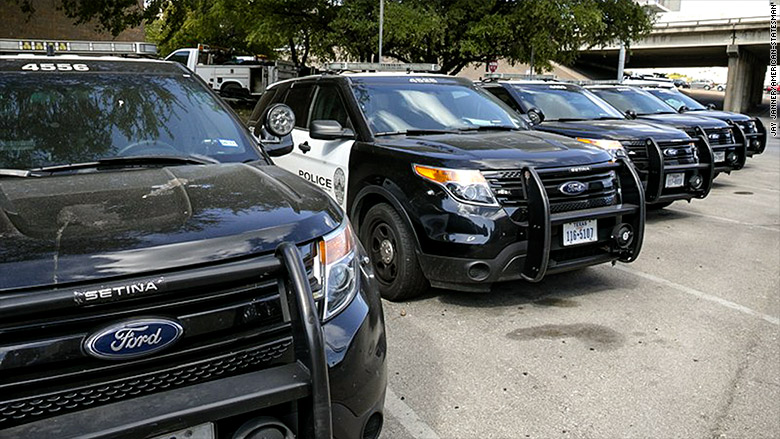 austin police ford explorers carbon monoxide