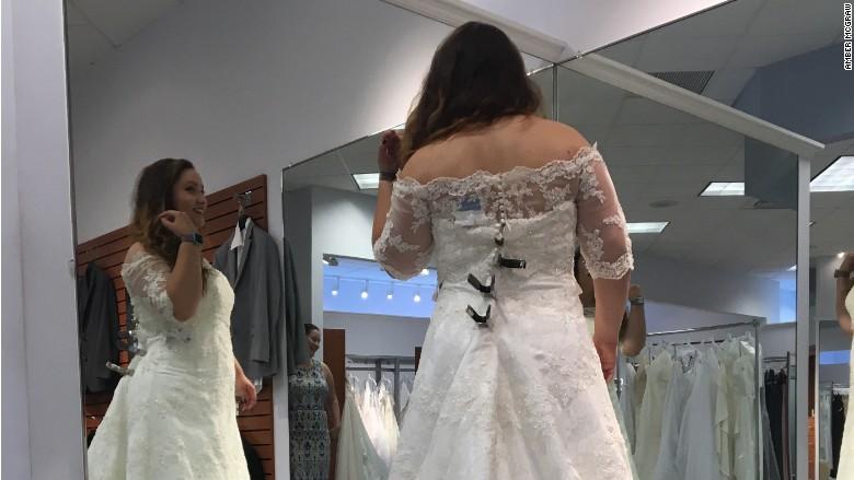 alfred angelo bride