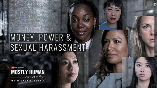 Recirc Money, Power & Sexual Harassment