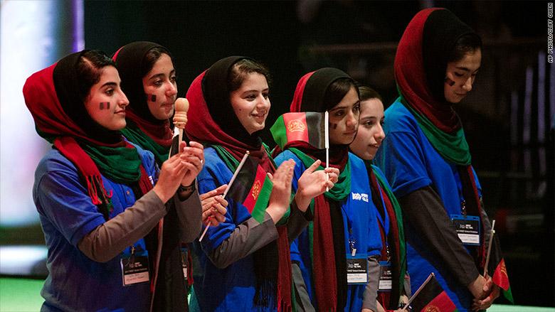 01 afghanistan womens robotics