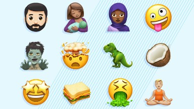 Apple unveils new emoji, including breastfeeding mom