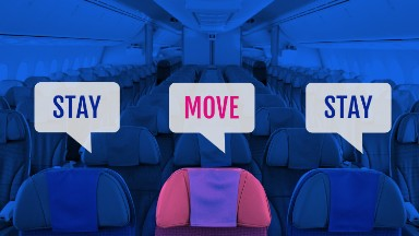 Know your rights: When an airline can move your seat
