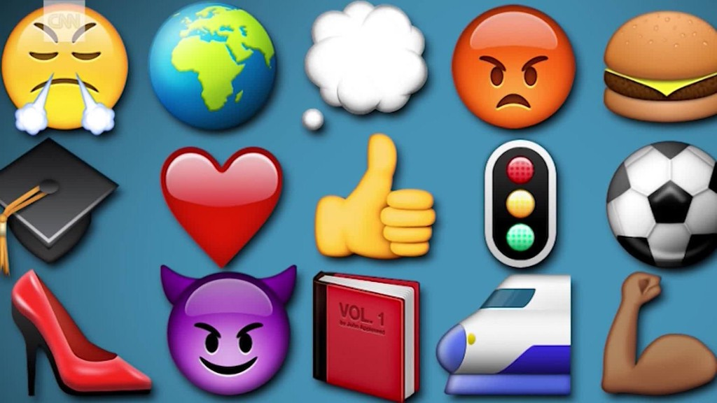 Can you guess the most popular emoji?