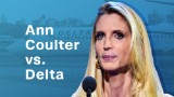Ann Coulter tweets dissatisfaction with Delta
