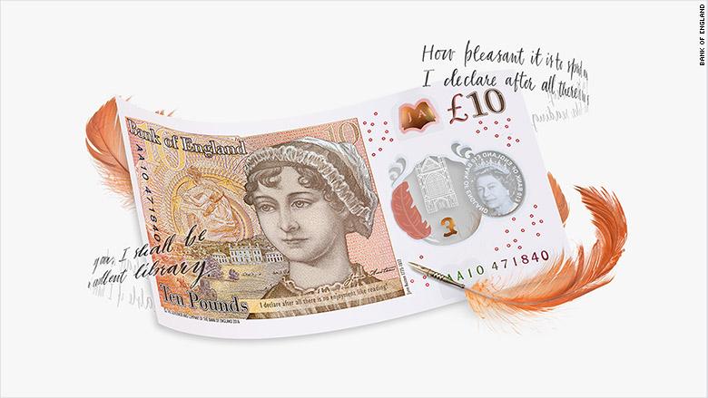 10 pound banknote 2