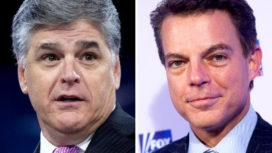 Fox News' Sean Hannity calls colleague Shep Smith 'so anti-Trump'