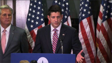 Paul Ryan: I'm worried Obamacare will stand