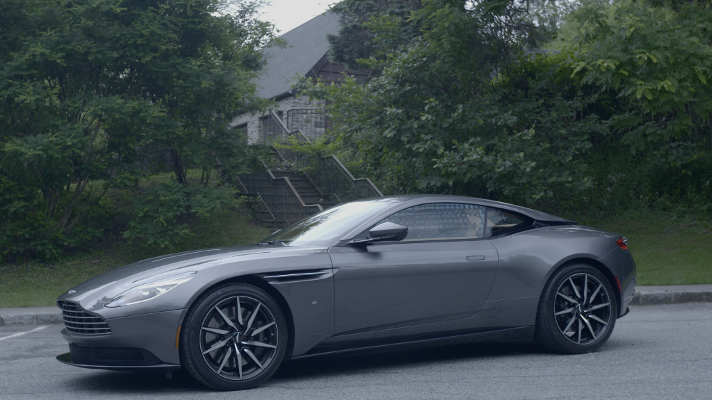 Driving The Best Aston Martin Yet Jul 19 2017