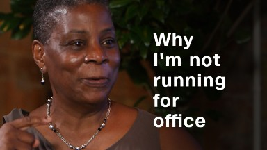 Former Xerox CEO: Why I'm not running for office