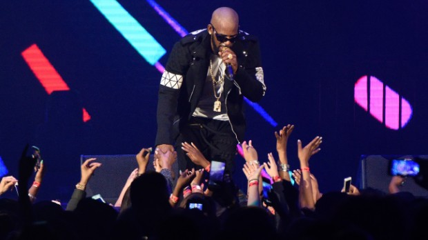 Who is R. Kelly?