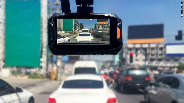 Thanks to a dashcam, crafty Uber drivers are boosting their pay