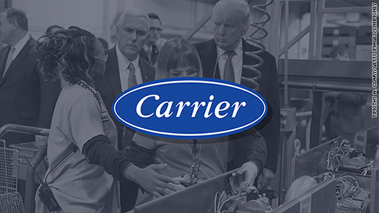 Trump couldn't save these jobs at Carrier