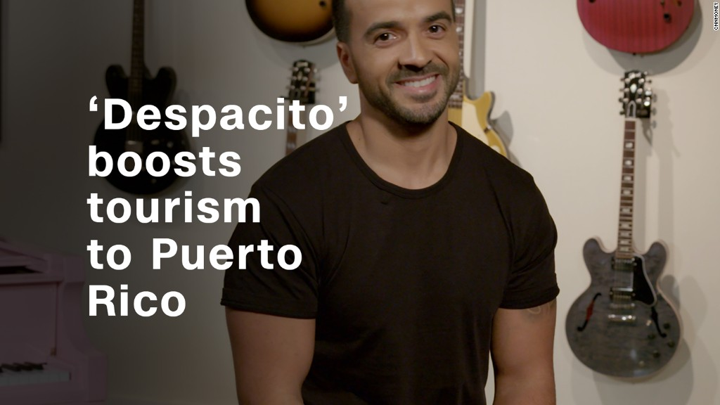 'Despacito' is good for Puerto Rico