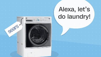 Alexa, can you save Sears? Sears to sell Kenmore appliances on Amazon