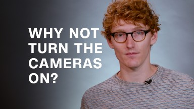 Why not turn the White House cameras on?