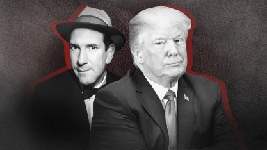 Matt Drudge is firing warning shots at Trump, and that should worry the president