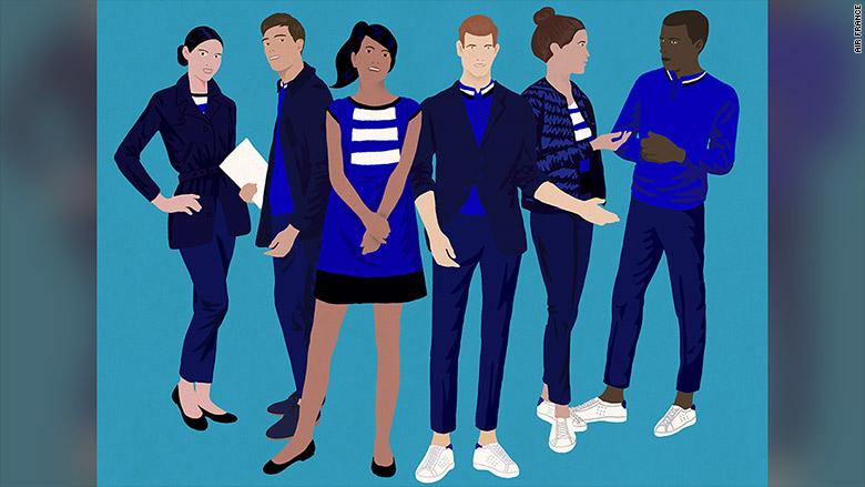 air france joon uniforms full