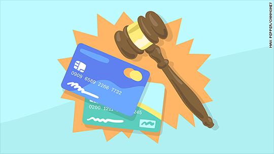 Does your credit card force you to give up your rights?