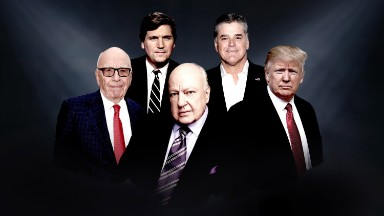 One year after Roger Ailes' departure, Fox News thrives as an unabashed Trump booster