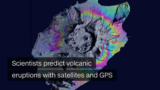 Volcano Drones