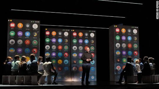 Steve Jobs' life is now an opera