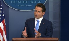 Scaramucci: No friction with Sean Spicer