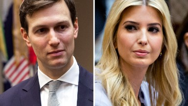 Kushner and Ivanka Trump detail big tech stake, art and up to $762 million in assets