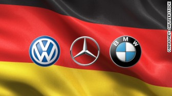 german carmakers