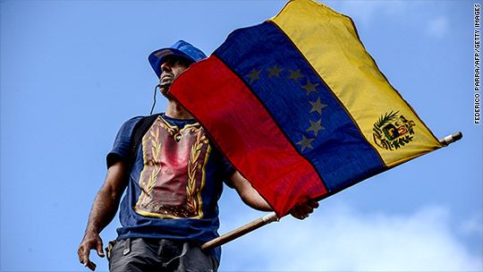Venezuela: How a rich country collapsed