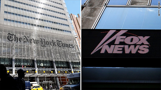 Why NYT wants an apology from Fox News