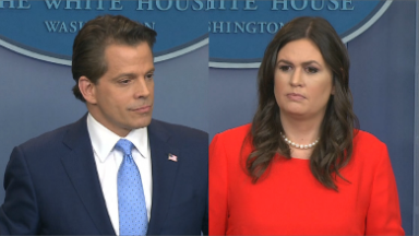 Mixed messages from White House on Russia sanctions
