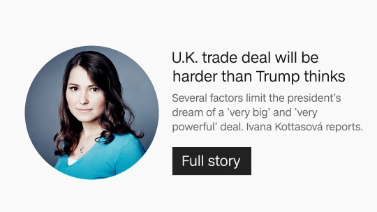 UK US Trade Deal