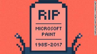 microsoft paint rip