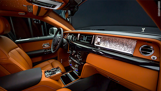 Rolls-Royce unveils new, ultimate luxury car