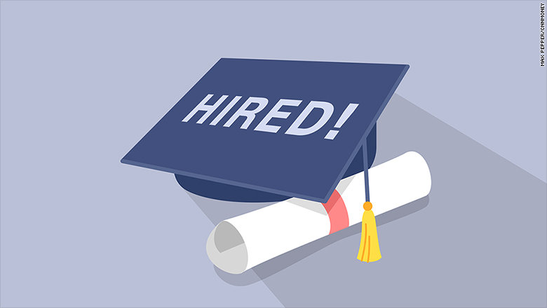 What top employers look for in new college grads