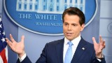 Scaramucci begins White House press shake-up