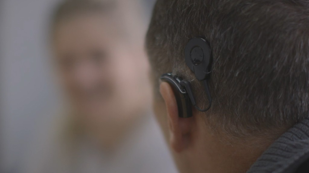 Apple's move to help the hearing impaired