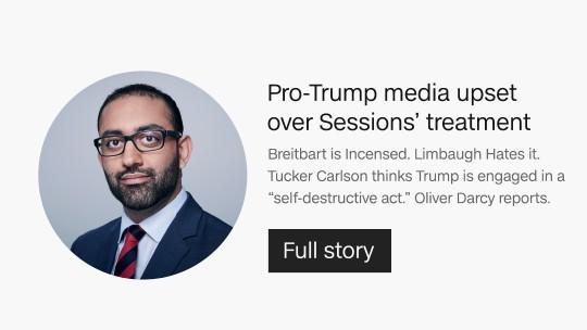 Trump Sessions Media