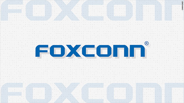 It's official: Foxconn will get $3 billion to build a plant in Wisconsin