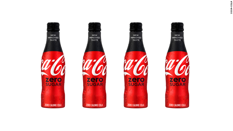 Coca-Cola is replacing Coke Zero with a new drink