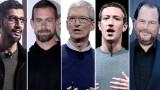 Tech execs blast Trump over military ban