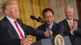 Trump announces new Foxconn factory in Wisconsin