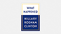 Title of Hillary Clinton's campaign memoir revealed