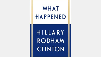 Hillary Clinton's 'What Happened' sees big sales in its first week