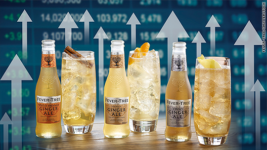 Gin fizz? This tonic stock has gained over 1,300% in 3 years