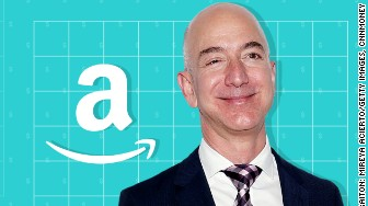 jeff bezos richest man amazon
